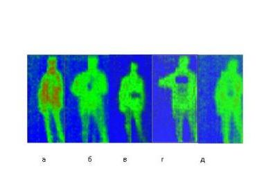 foto_Radiometric system of thermal imaging of human beings